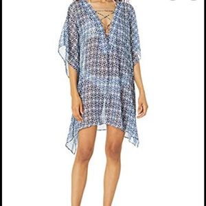 PROFILE by GOTTEX Tunic Swimsuit Beach Coverup